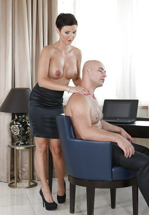 Hot Office Porn